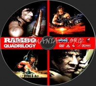 Rambo Quadrilogy DVDRip - X264 AVi