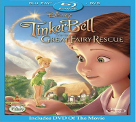 مترجم Tinker Bell and the Great Fairy Rescue 2010 BRRip