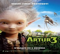 مترجم Arthur 3 The War of the Two Worlds 2010 DvDRip