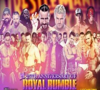 Royal Rumble 2012 AVI & MP4 & MKV