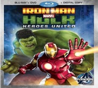 فلم Iron Man And Hulk Heroes United 2013 مترجم بجودة BluRay