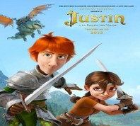 فلم Justin and the Knights of Valour 2013 مترجم بجودة BluRay