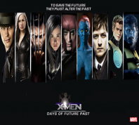 اعلان فيلم XMen Days of Future Past 2014 الاعلان الرسمى