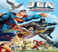 فلم JLA Adventures Trapped in Time 2014 مترجم بجودة DVDRip