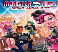 فلم Monster High Frights-Camera-Action 2014 مترجم بجودة DvD