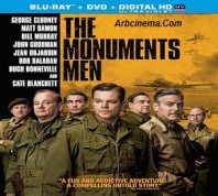 فلم The Monuments Men 2014 مترجم بجودة BluRay