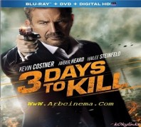 فلم 3Days to Kill 2014 مترجم بجودة EXTENDED BluRay