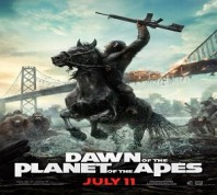 فلم Dawn of the Planet of the Apes 2014 مترجم بجودة CAM