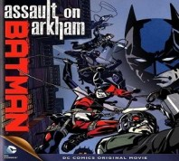 فلم Batman Assault on Arkham 2014 مترجم بجودة WEB-DL