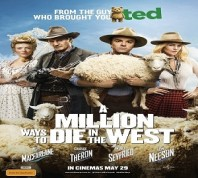 فيلم A Million Ways to Die in the West 2014 مترجم WEB-DL